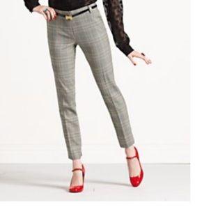 Kate Spade New York Wool Hallie Capri Pants Size 6